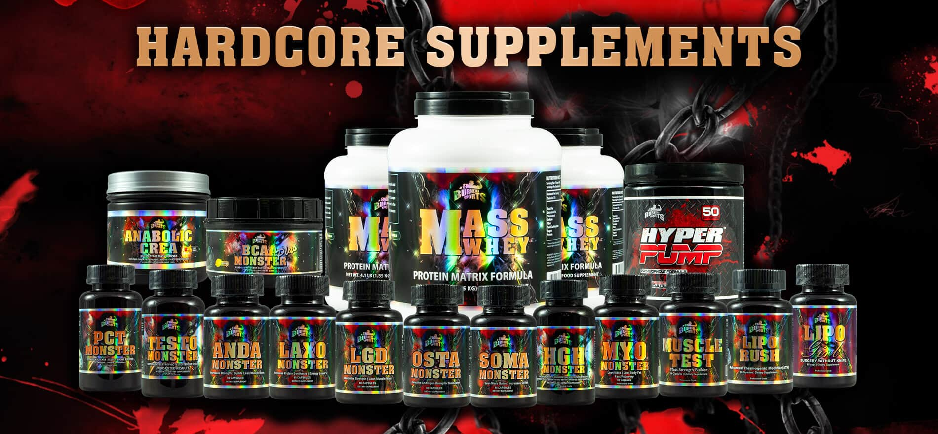 Hardcore Supplements