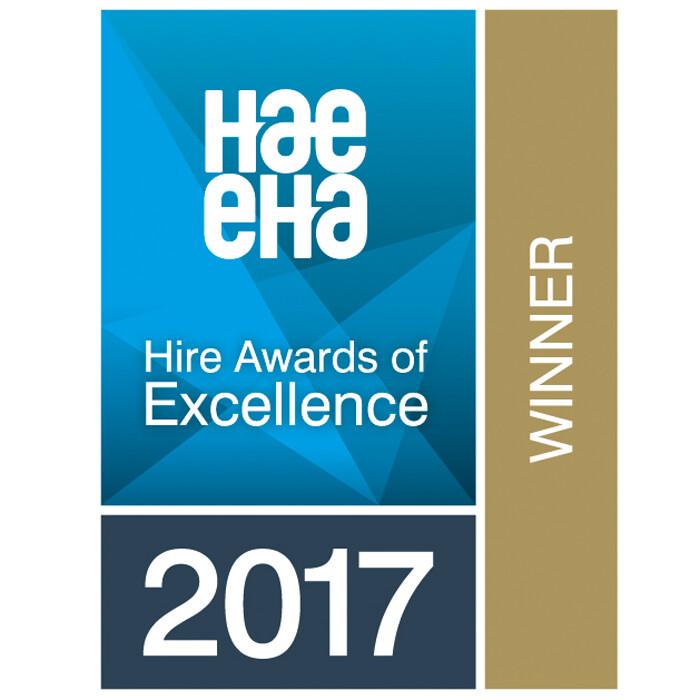 HAE Winner Logo 2017