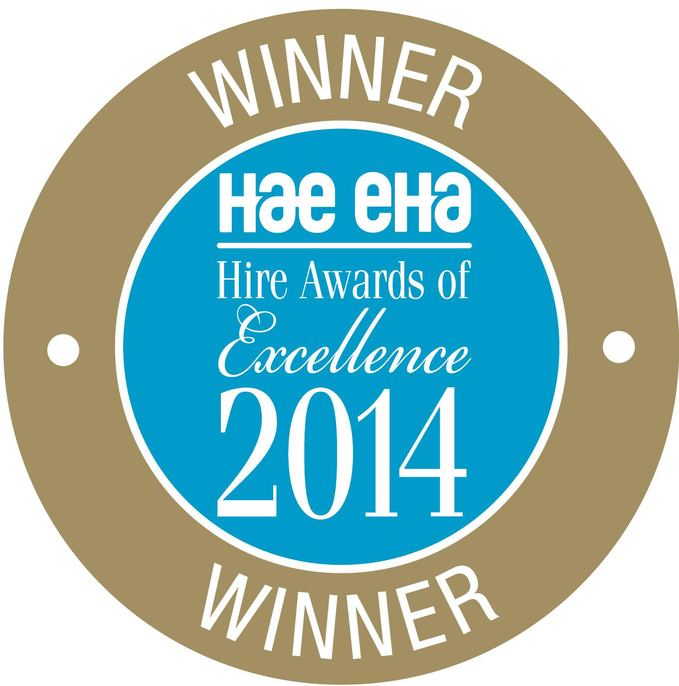 HAE Winner Logo 2014
