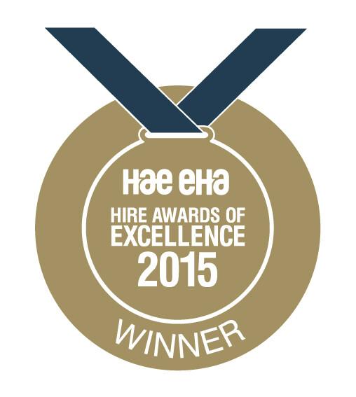 HAE Winner Logo 2015
