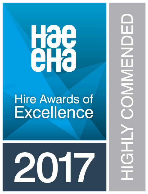 HAE Highly Commended 2017