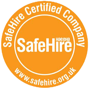 Safe Hire Certified Company (Updated)