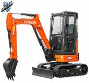 mini diggers for hire in galway loughrea ballinasloe and athlone