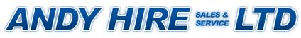 Andy Hire Sales & Service Ltd