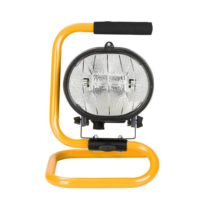 110V Halogen Floor Light