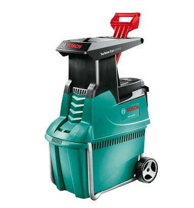 240V Bosch Chipper/Shredder