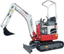 1.1 Tonne Micro Excavator