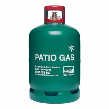 13Kg Patio Gas Bottle