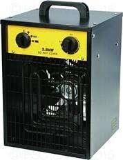 Fan Heater 2.8kw 240v 13amp
