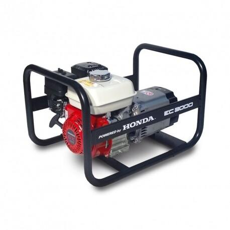 3.5 Kva Petrol Generator