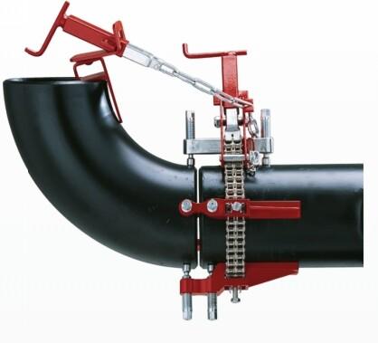 "E-Z Fit Single Chain Pipe Clamps Range: 1"" - 72"""