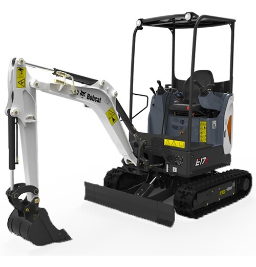 1.7 Tonne Micro Excavator