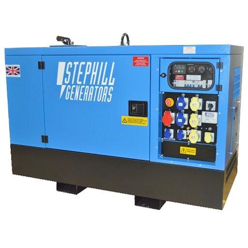 25.0 kva Diesel Generator (Silenced)