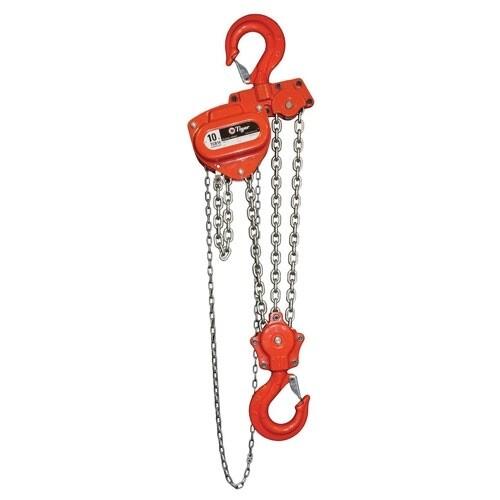 Manual Chain Hoists 8t Range