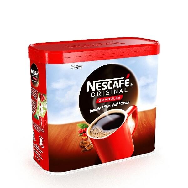 Nescafe Instant Coffee 750g £28.00