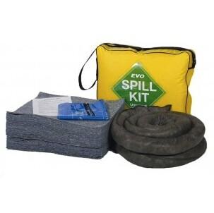Spill Kit in Shoulder Bag