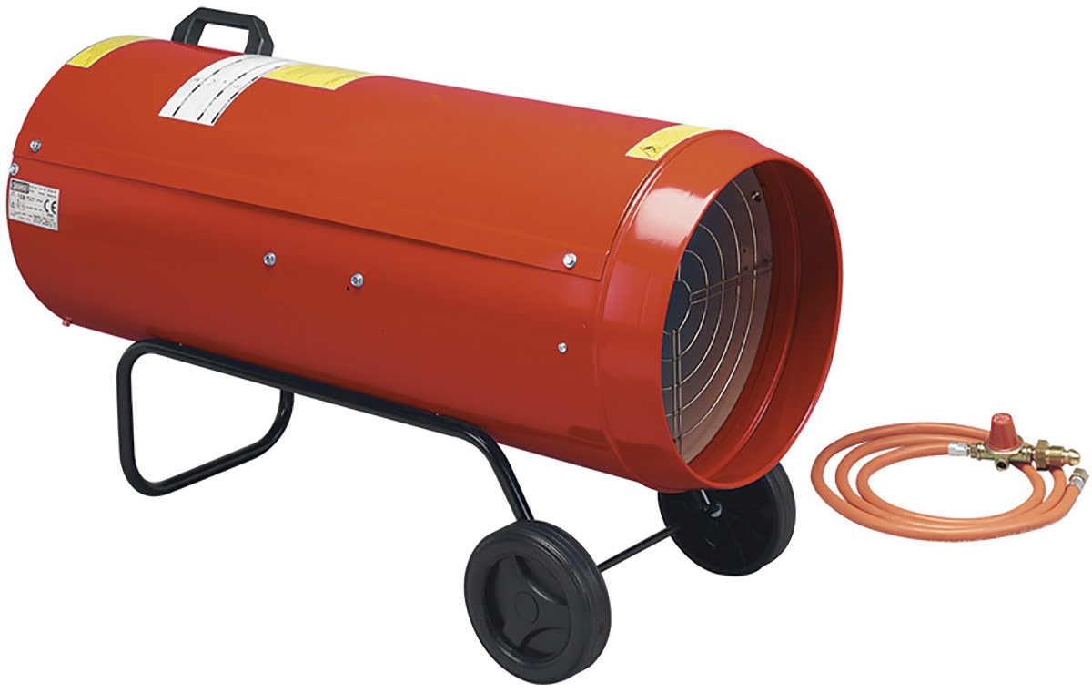 Large Space Heater 275000 BTU 110/240V