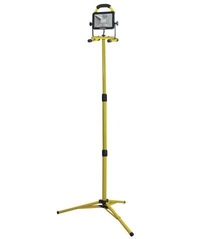 Site LED Light with Tripod 20W 1800 Lumen 110V