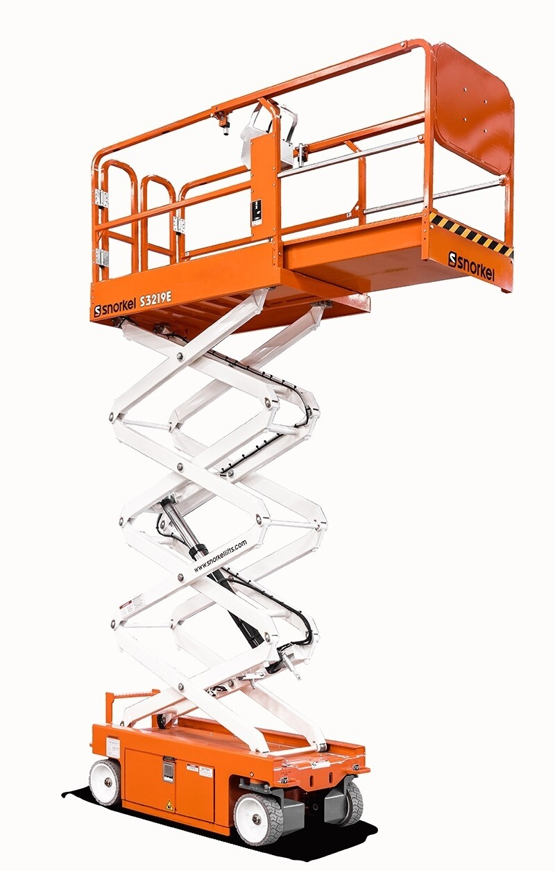 6m Electric Slab Scissor Lift