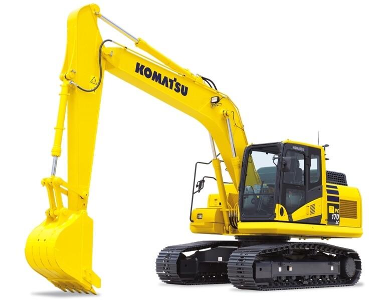 18 Tonne Excavator