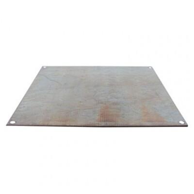 Steel Road Plates 1m x 1m