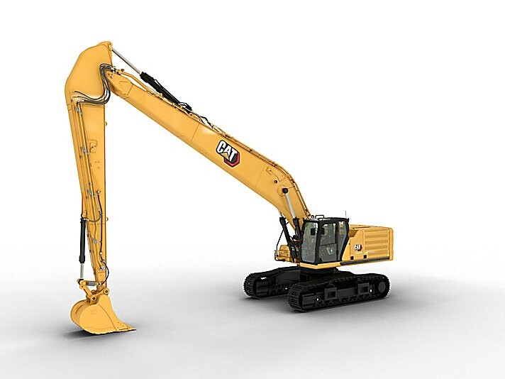 16 Tonne Long Reach Excavator