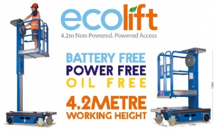 ECO LIFT - POWER TOWER