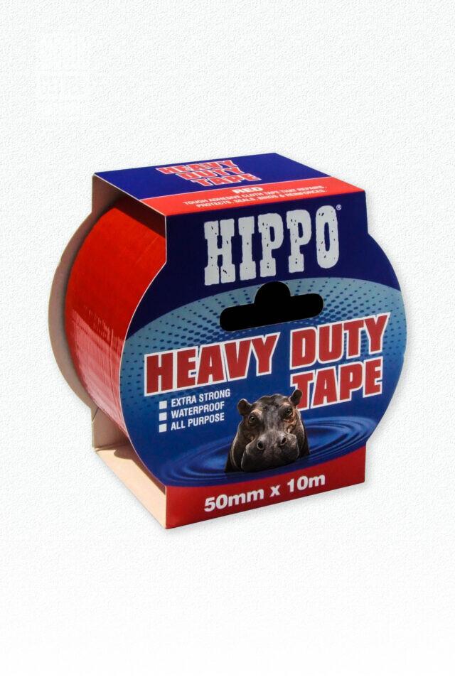 HD Tape Red 10m X 50mm