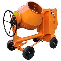 Electric Concrete Mixer (5/3.5)