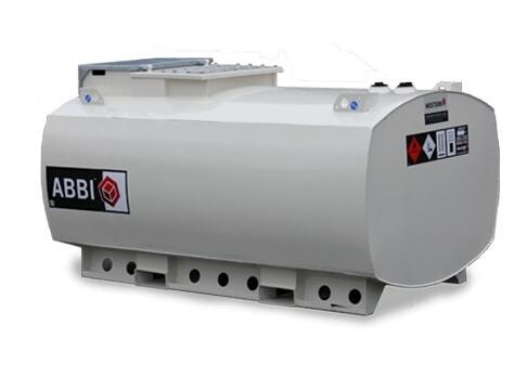 2,000 ltr Bunded Bowser c/w electric pump