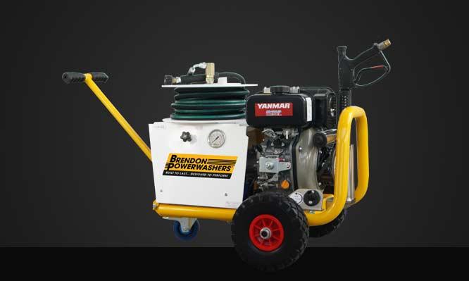 Cold Water Diesel Pressure Washer