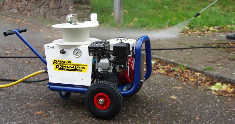 Diesel/Petrol Pressure Washer