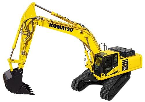 35 Tonne Excavator