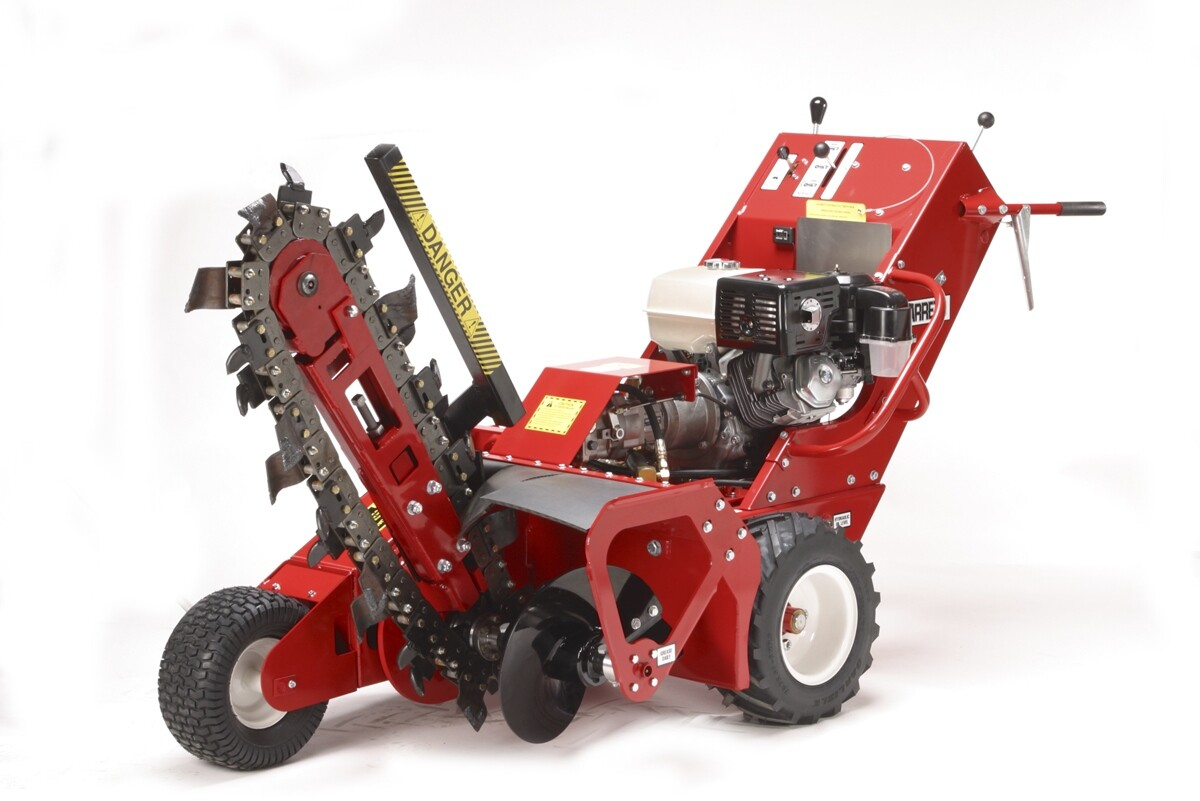 Tracked Trencher (20HP)