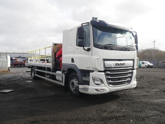 32m Truck Mounted Platform
