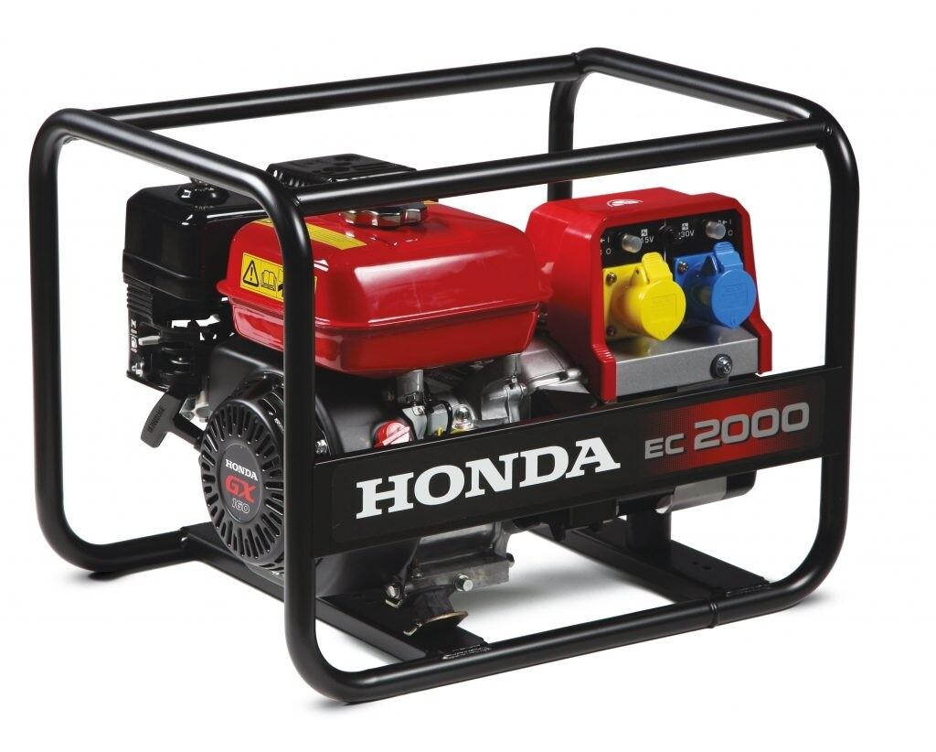Honda 2.2 KVA Petrol Generator