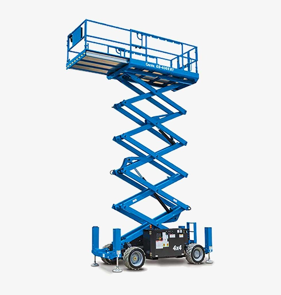 46ft Scissor Lift