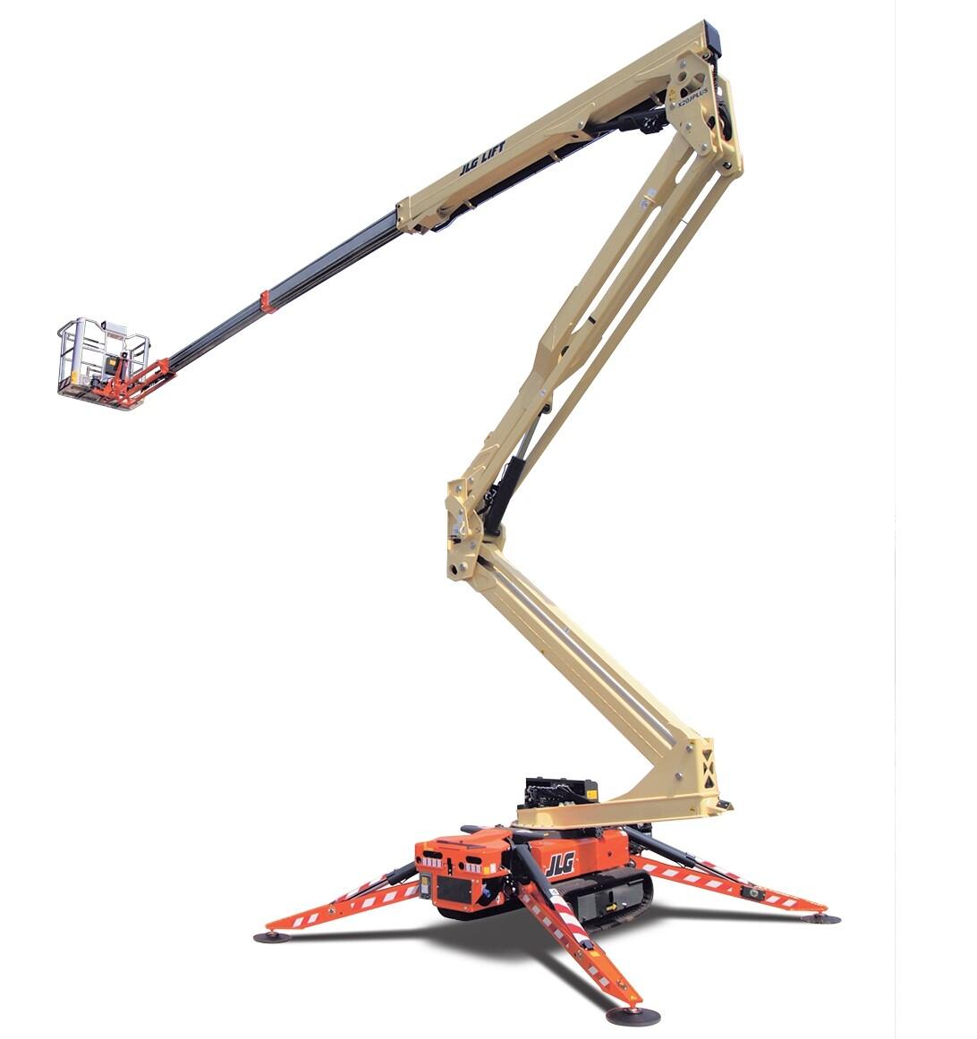 15m Compact Crawler