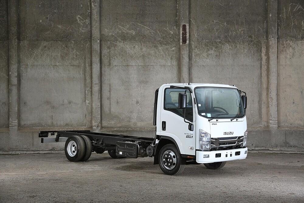 7.5 Ton Plant Lorry