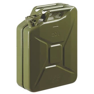 Metal Jerry Can 20 Litre £19.95