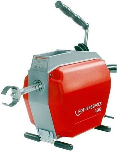 Rothenberger Drain Cleaner