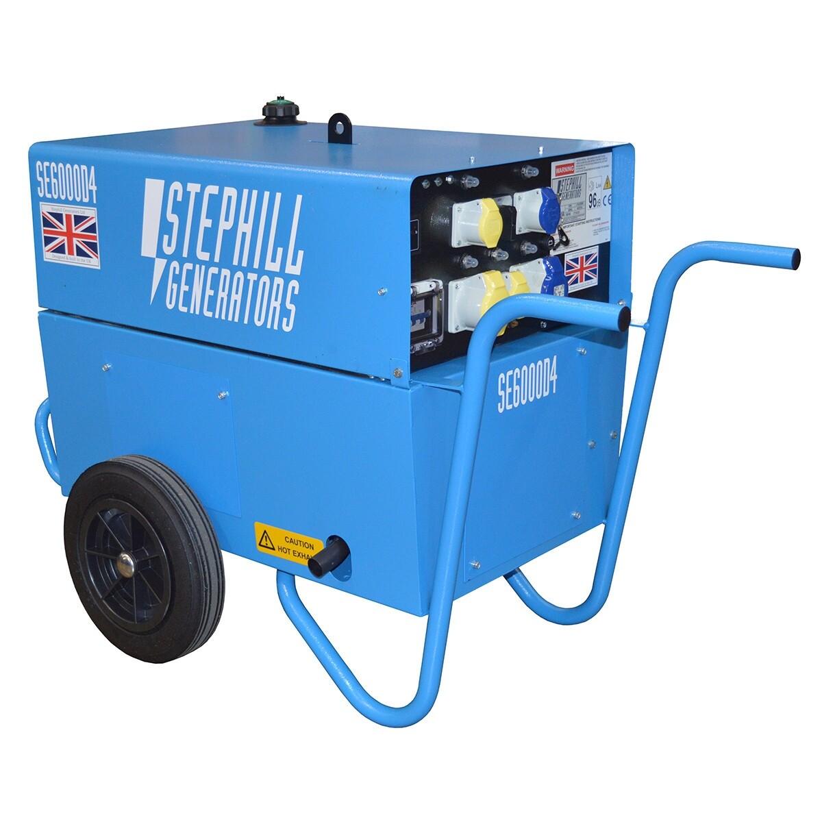 6.0 kva Diesel Generator
