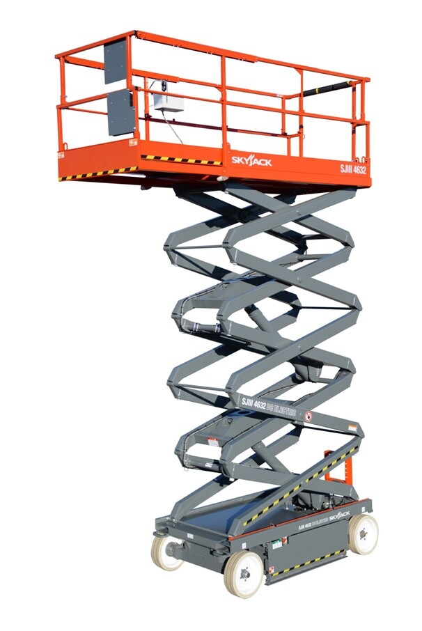 39ft Scissor Lift
