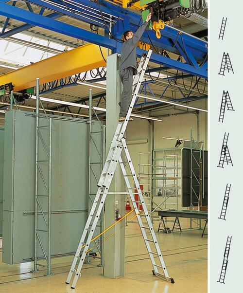 3 Way Combination Ladder