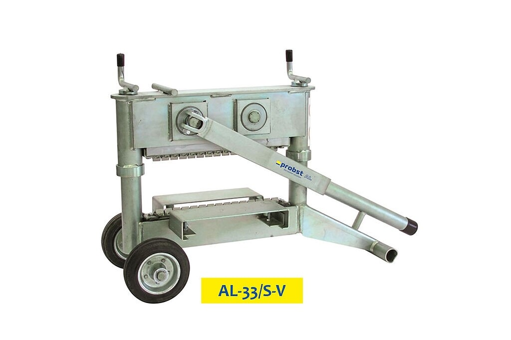 Manual Block Cutter