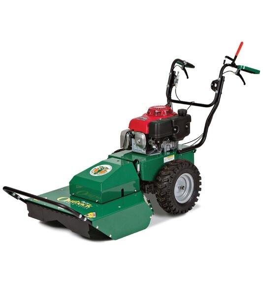Petrol Brush Cutter Mower