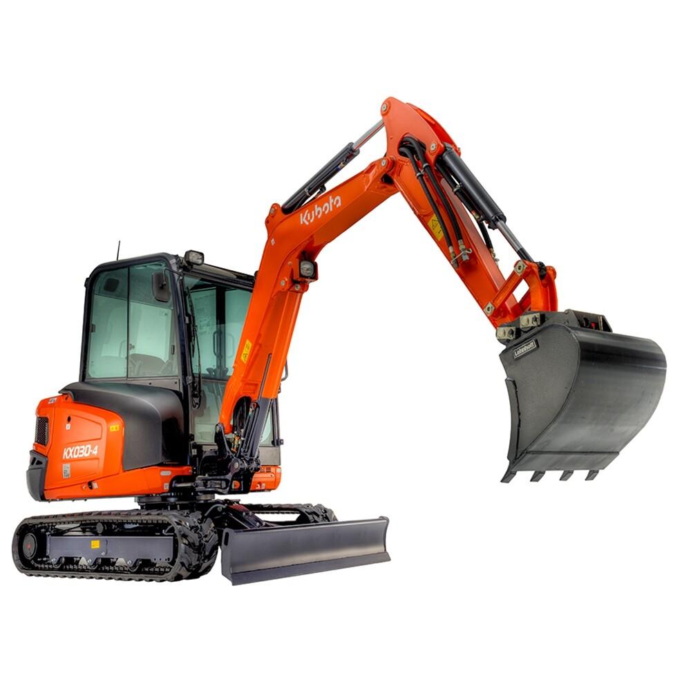 3 Tonne Mini Excavator Digger