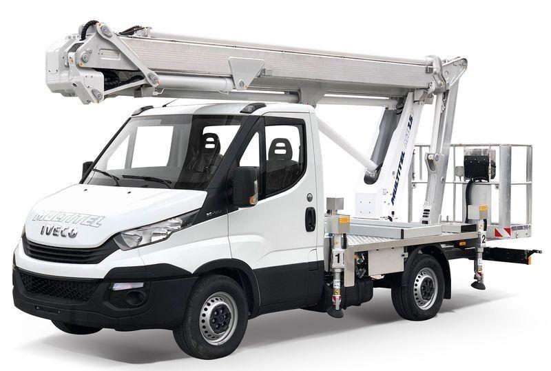 25m Truck Mounted Platform