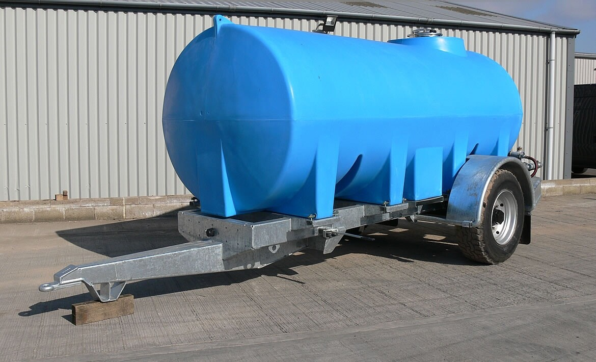 10,000L Water Bowser