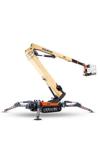 26m Compact Crawler